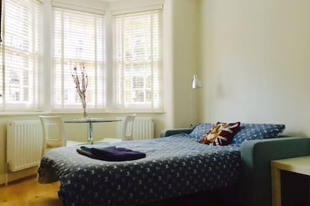 Cozy bright room close to London Eye, Central LDN - London