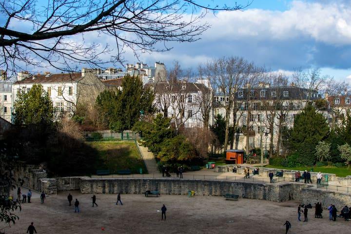 Apartment for 5 to 7 in Paris - Quartier Latin