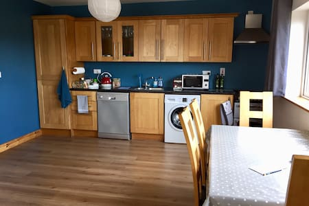 Ballasallagh BnB - 3 Bedroom House, Mountain Views