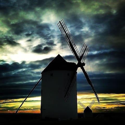 Casa-rural Santa Rita - Mota del Cuervo