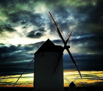 Casa-rural Santa Rita - Mota del Cuervo - Rumah