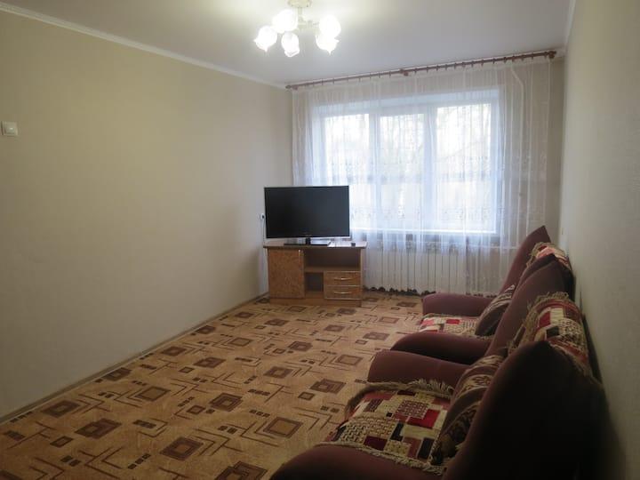 Уютная квартира в 4 микрорайоне 37 доме