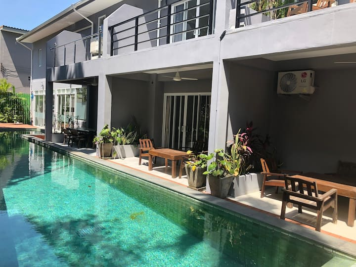 Isara Khao Lak 2 bedroom with pool access C3