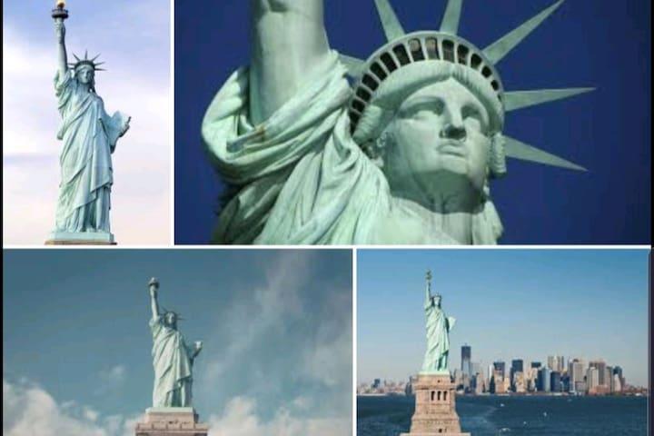 Entire Apt-Statue Of Liberty-American Dream Mall