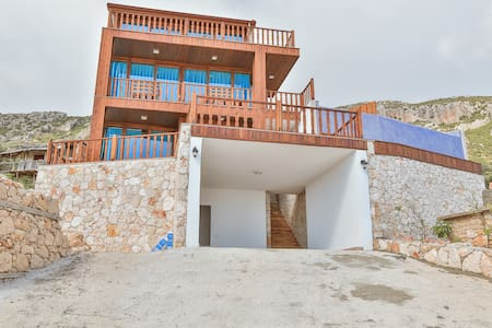 Villa MALİ Kalkan - Yeşilköy Belediyesi - Villa