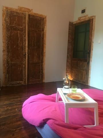A Room in the Heart of the History - โซเฟีย - บ้าน