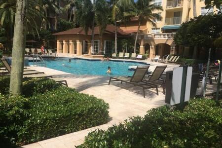 A 5 minutos del Aventura Mall - Miami - Apartamento