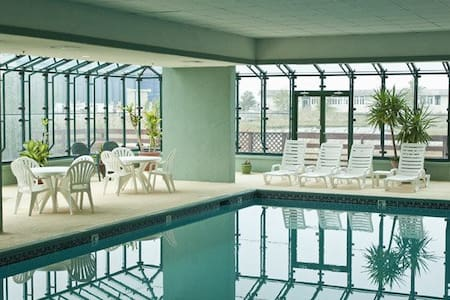 Makai 611 - Indoor Pool & Ocean View - Ocean City