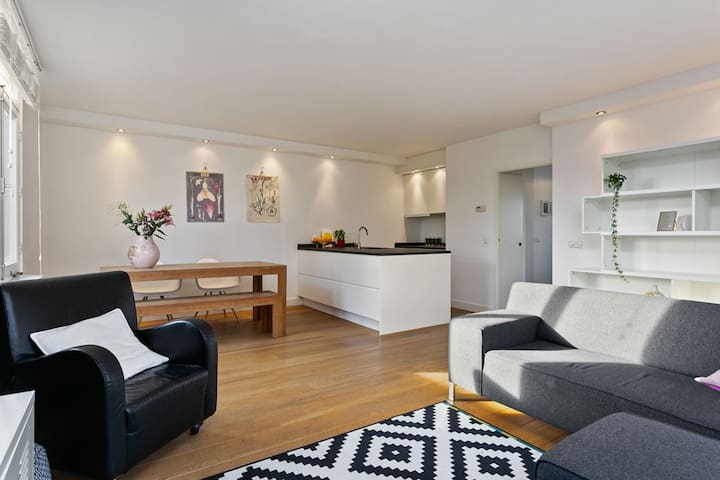 Modern 2-room apartment in the centre of Eindhoven