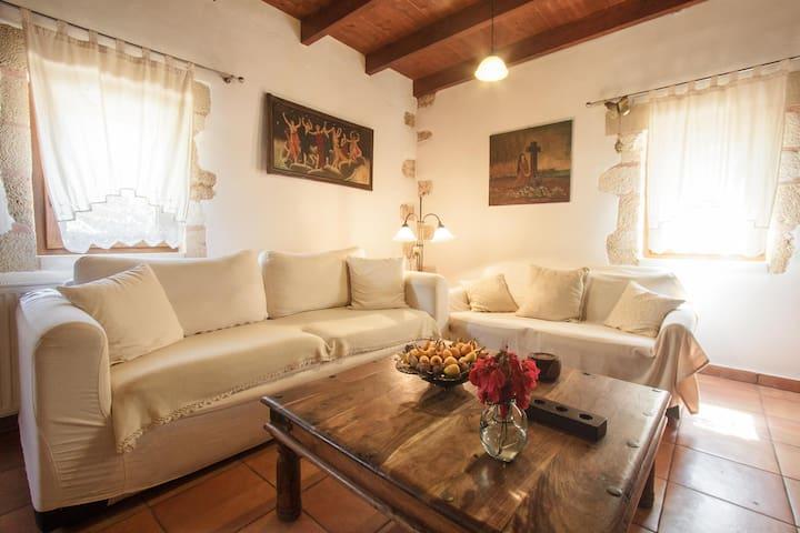 Traditional elegant Cretan Mansion