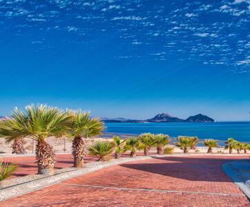San Felipe, View of the Sea of Cortes