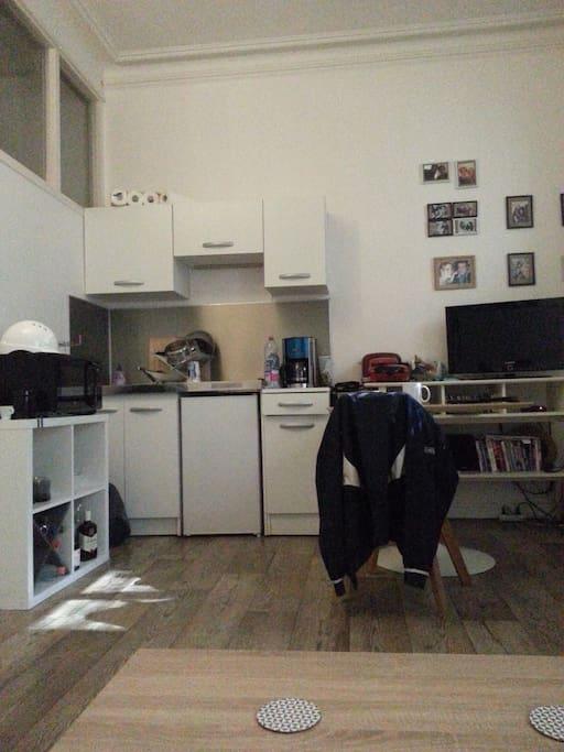 Appartement bordeaux proche victoire st nicolas for Appartement etudiant bordeaux victoire