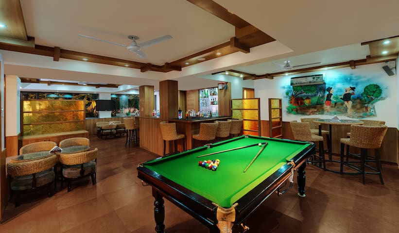 Cozy bedrooms - Panjim - Boutique-hotell