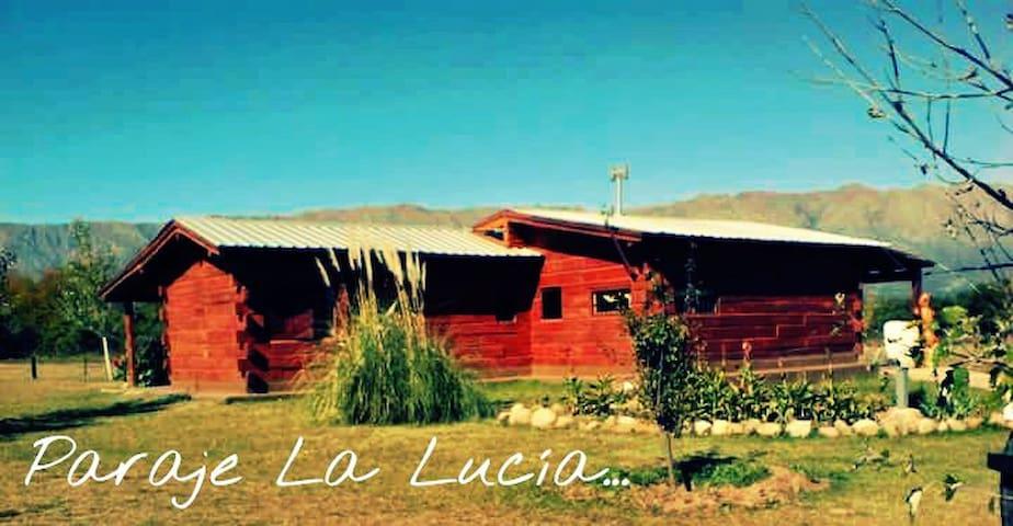 Paraje La Lucia, un lugar unico e inigualable