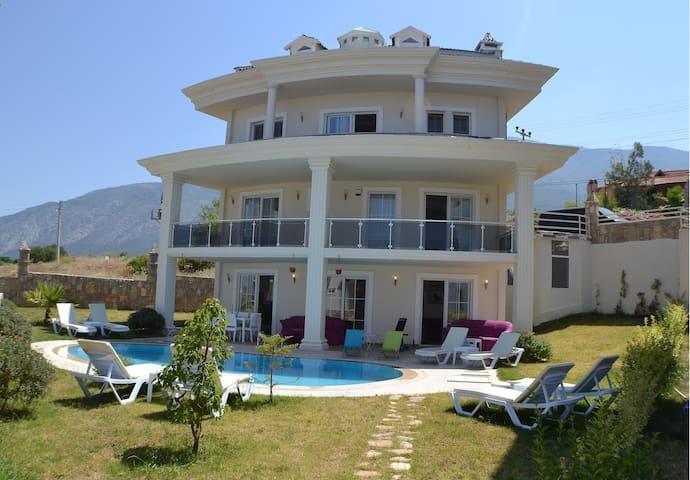 Exclusive Villa Oludeniz Hisaronu - Fethiye - Villa