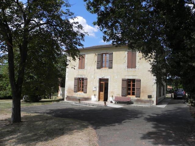Maison de caractère au calme dans le Gers - Préneron - Ev