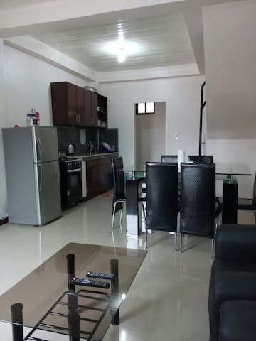 Fully furnished 2-bdrm apartment near Clark - Angeles - Wohnung