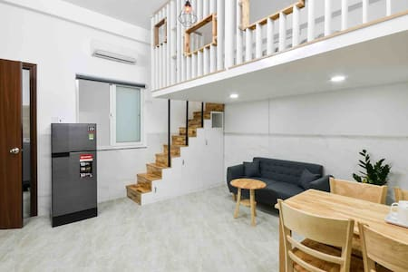 Airy Apartment- Nearby E.TOWN, Airport 8mins