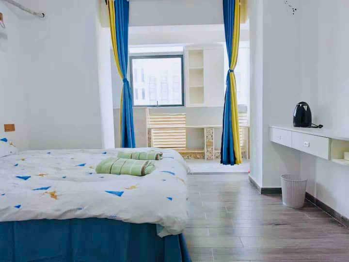 华大北欧简约风酒店式公寓 可做饭  华侨大学一路之隔 润柏·香港城小区 安静 舒适