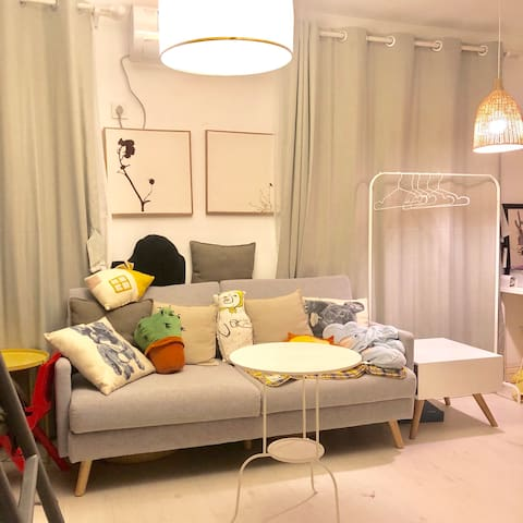 后现代少女风公寓
