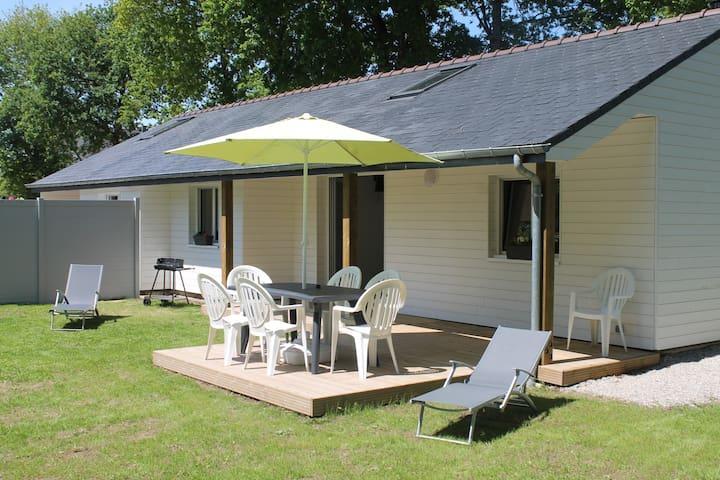 Cottage / Gîte 6/7 personnes Océan et tout Confort - Belz - House