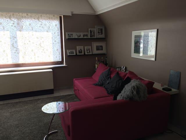 Gezellig 1 slaapkamer-appartement - Herentals - Huoneisto