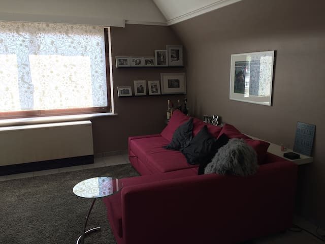 Gezellig 1 slaapkamer-appartement - Herentals