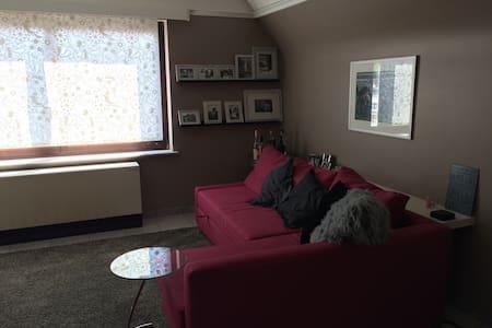 Gezellig 1 slaapkamer-appartement - Lakás