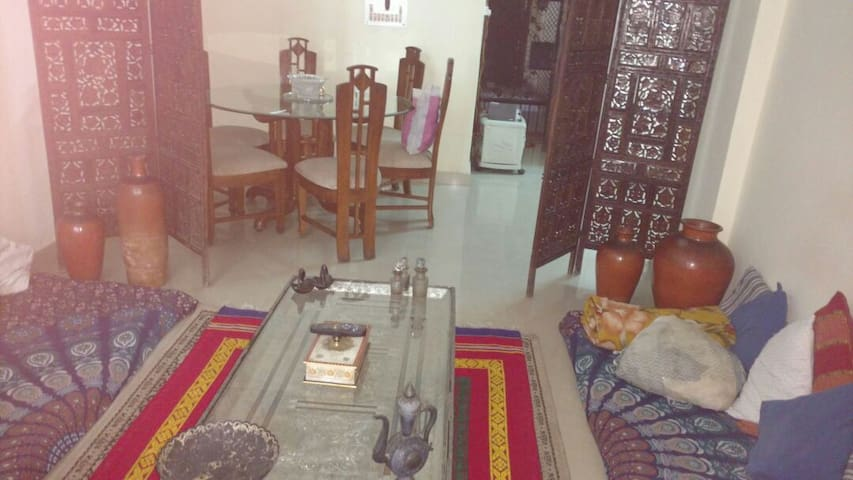 Private room near Akshardham - Nova Deli