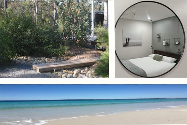 Private bush retreat close to beaches - Jervis Bay