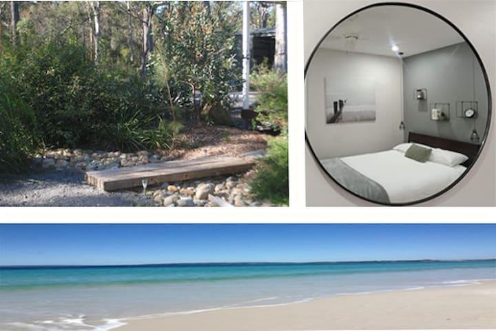 Private bush retreat close to beaches - Jervis Bay