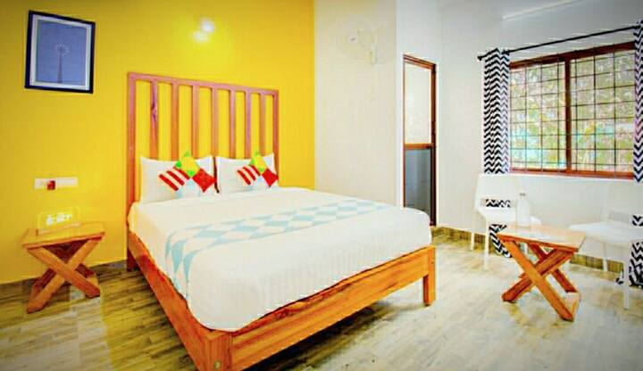 San inn Work at Vacation Stay in Coorg 3bh