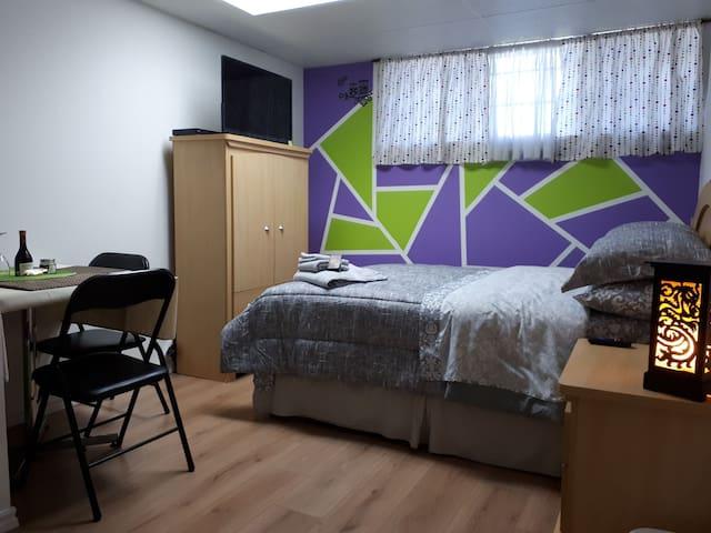 La petite chambre aux mois a super prix