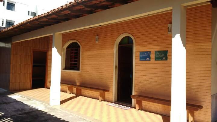 Suite para 5 pessoas casa na Praia do Morro - 5