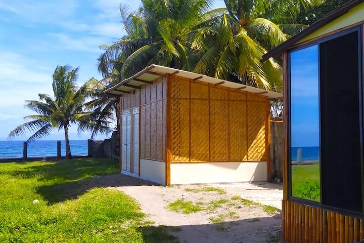 Beach Hostel in the Pandora Resort