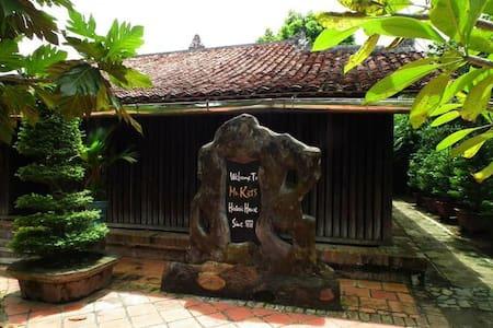 Kiet's Ancient House - tt. Cái Bè - Bed & Breakfast