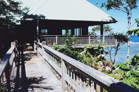 Villa Mumu - Private tropical beach estate - Savusavu