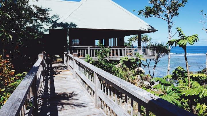 Villa Mumu Savusavu Fiji 7acre OceanFront Paradise