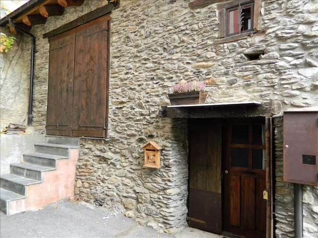 Traditional Andorrian House up to 6 people. Canillo - Canillo - Talo