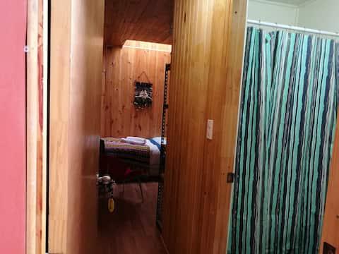 Departamento Estudio interior N°2 cómodo cerca UCT