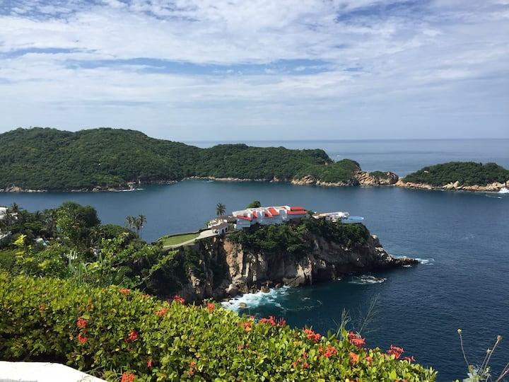 Departamento para disfrutar Acapulco tradicional.