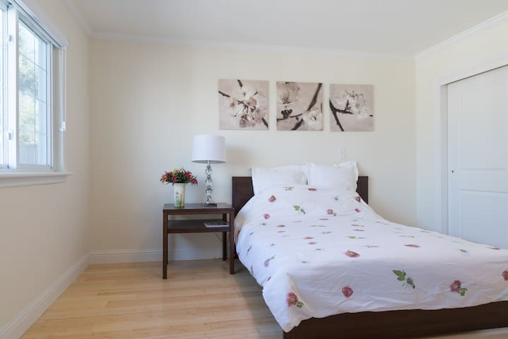Foster City New Master Suite - Foster City - Casa