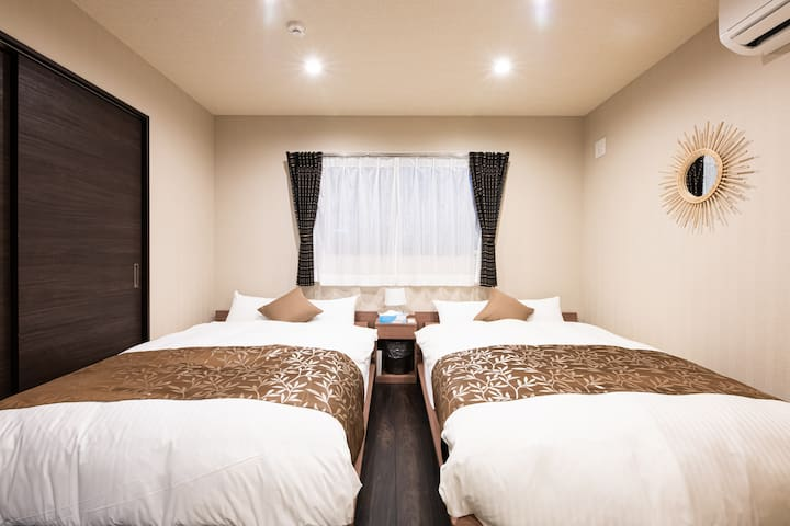 Western style bed room(secound floor)