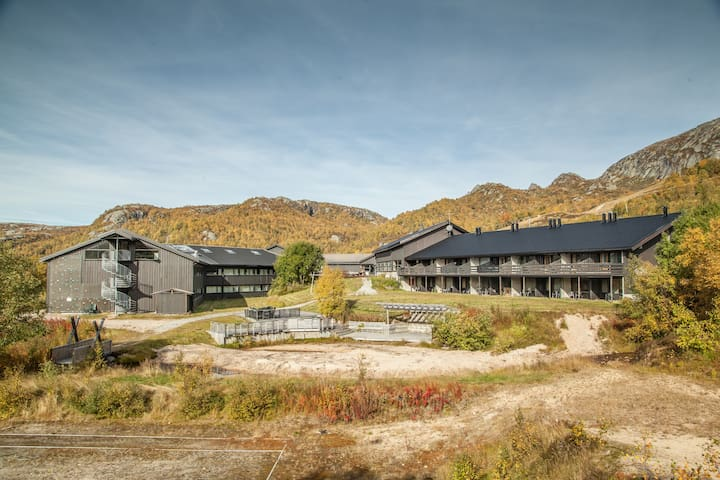 Cosy apartment in the heart of mountain nature! - Fidjeland - Apartamento