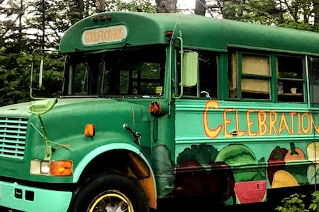 Celebration Bus: Tree Farm & Wellness Center