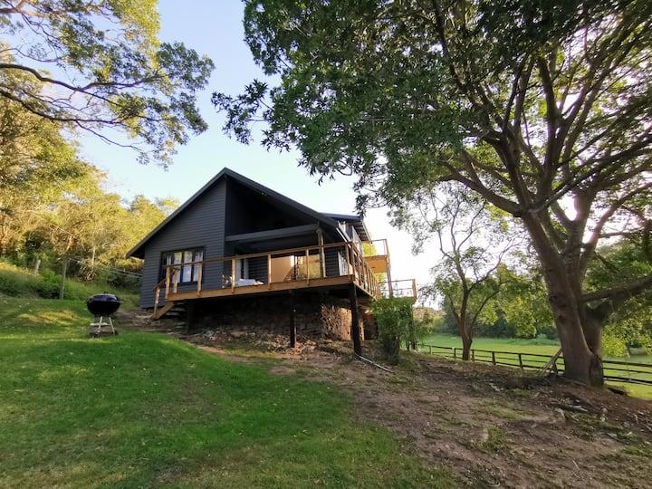 Modern Farmhouse on the Goukamma River