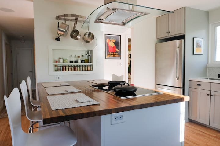 Clean and Modern South Boulder Home