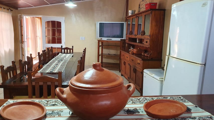 Casa-quincho La Viña