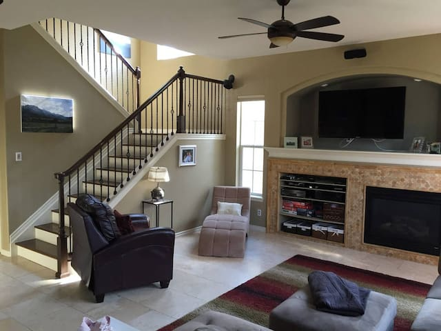 Private rooms in a beautiful and relaxing home - Highlands Ranch - Casa