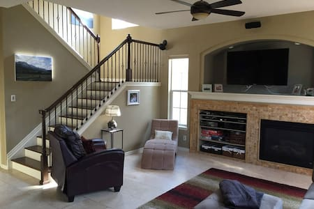 Private rooms in a beautiful and relaxing home - Highlands Ranch - Rumah